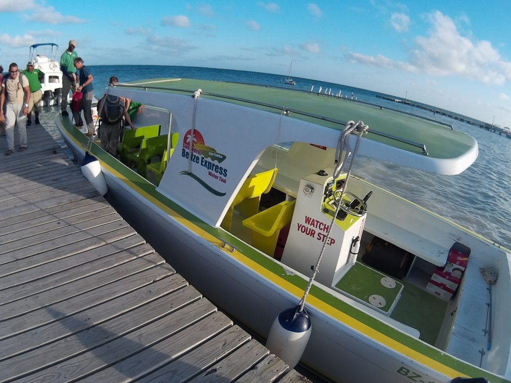 Caye Caulker Belize Express